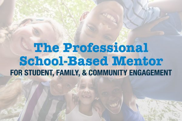 The Professional School Based Mentoring (PSBM) Program